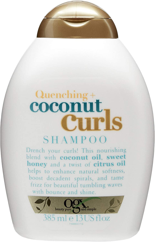 Shampoo Coconut Curls Ogx, 385ml