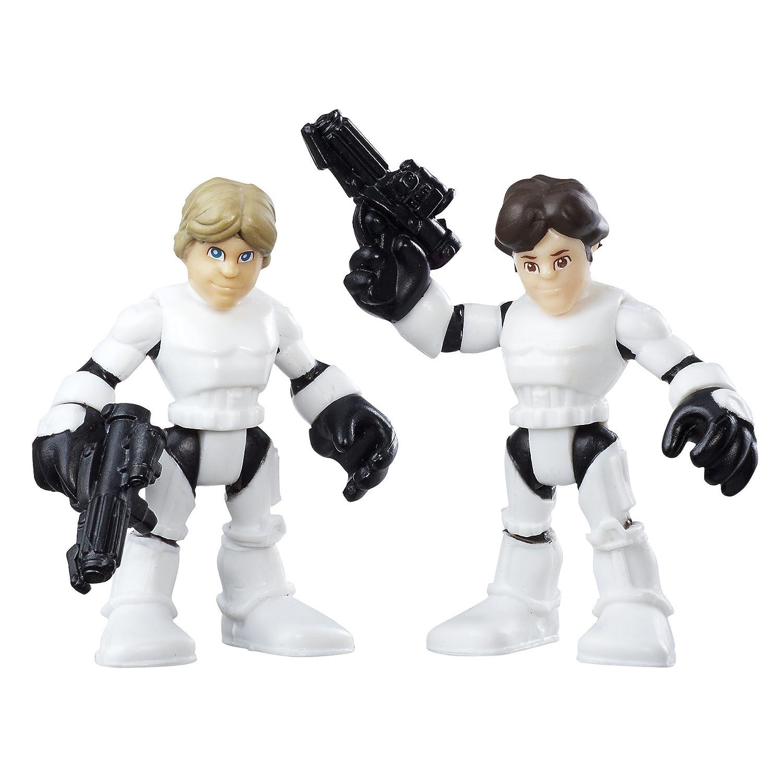 Amazon Playskool Heroes Galactic Heroes Luke Stormtrooper and