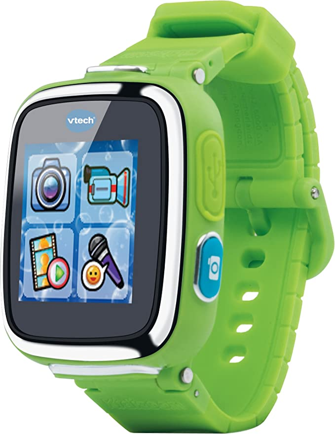 Vtech - Kidizoom Reloj Inteligente multifunción DX, Color Verde ...