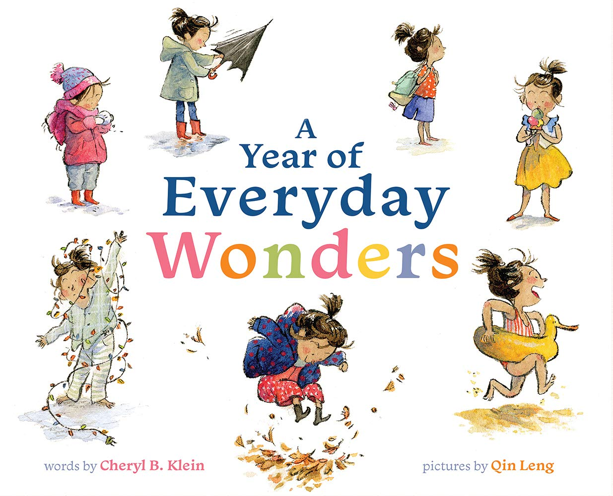 A Year of Everyday Wonders: Klein, Cheryl B., Leng, Qin: 9781419742088:  Amazon.com: Books