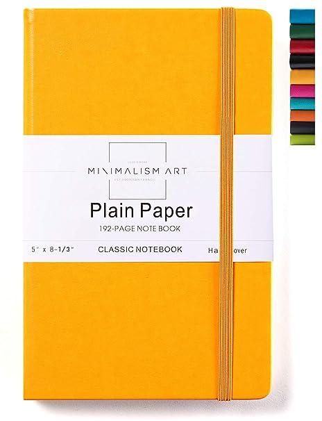 Amazon.com: Minimalism Art - Cuaderno clásico, tamaño A5 ...