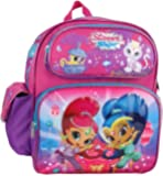 """Nickelodeon Shimmer and Shine Toddler 12"""" Backpack"""