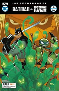 Las aventuras de Batman y las Tortugas Ninja O.C. : 6 ...