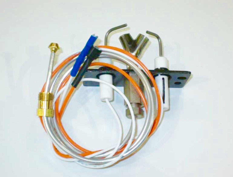 Quadra-Fire, Heat N Glo & Heatilator Pilot Assembly NG (2090-012) by HHT