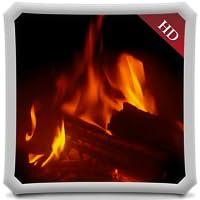 Warm Fireplace HD - Wallpaper & Themes