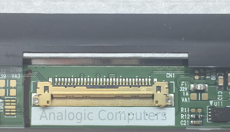 15,6 Zoll Analoger Ersatz Lenovo G50-80 80E5 Serie eDP Laptop-Bildschirm 39,6 cm LED LCD HD Display