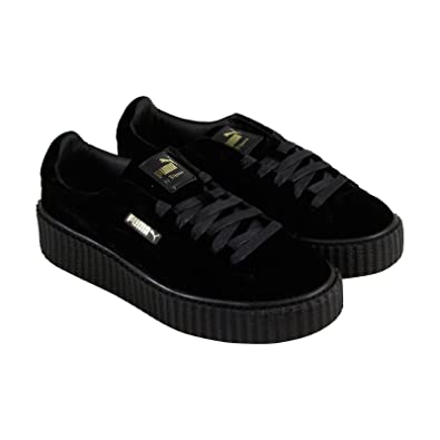 puma creeper samt