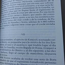 Guerra y paz: Un clásico de la literatura rusa eBook: Tolstói, Lev ...