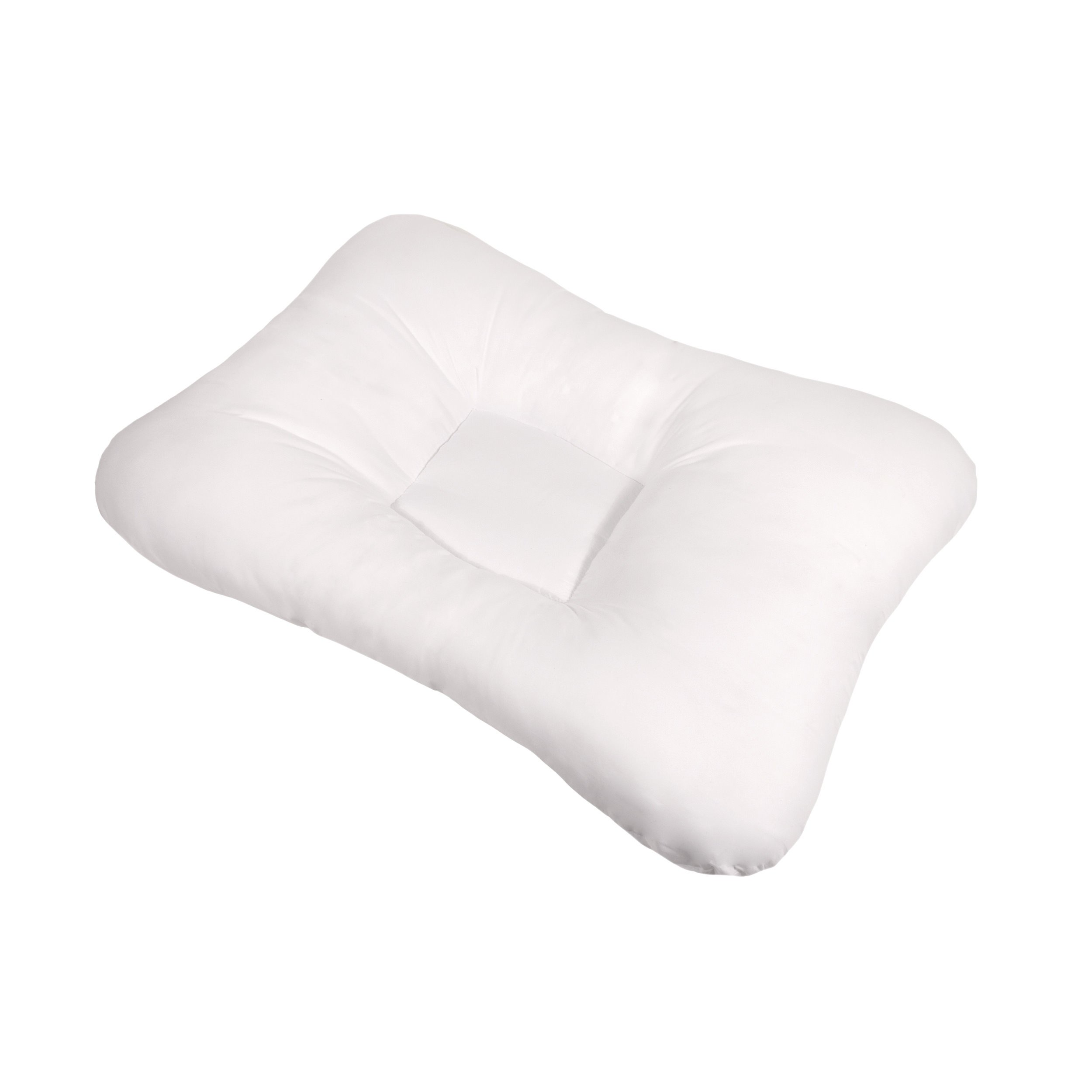 Bed - Pillow Best Decorative Sleeping Pillow For Comfortable Healthy Nap On Living Room Couch, Sofa, Bedroom Mattress At Home. Science of Sleep Pillow. White. Cute, Soft, Cozy Bedding.