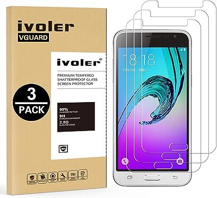 ivoler [3 Unidades] Protector de Pantalla Compatible con Samsung ...