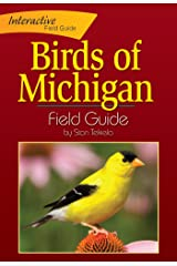 Birds of Michigan Field Guide (Bird Identification Guides) Kindle Edition
