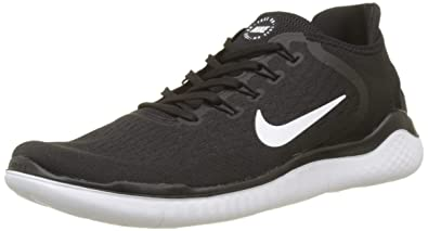 d12068ce34 NIKE Men s Free RN 2018 Black White 11.0  Buy Online at Low Prices ...