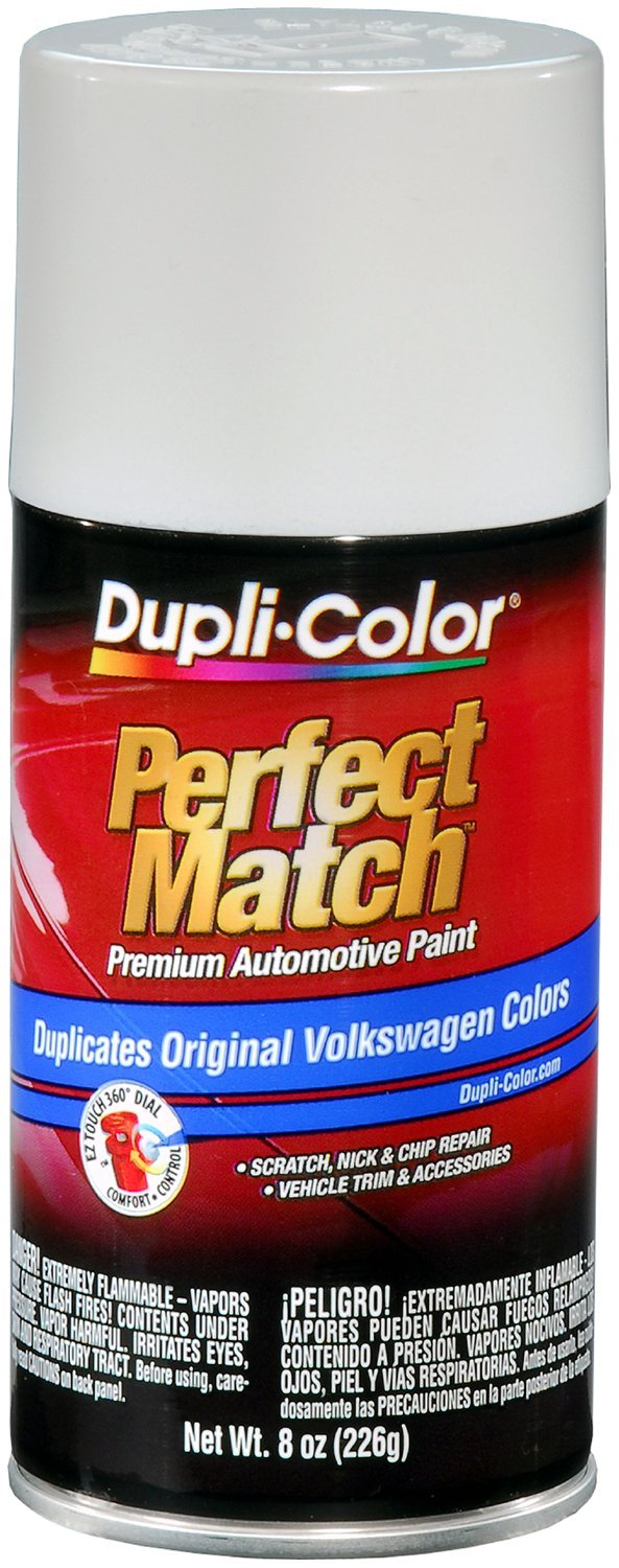 Amazon.com: Dupli-Color BVW2041 Candy White Volkswagen Perfect ...