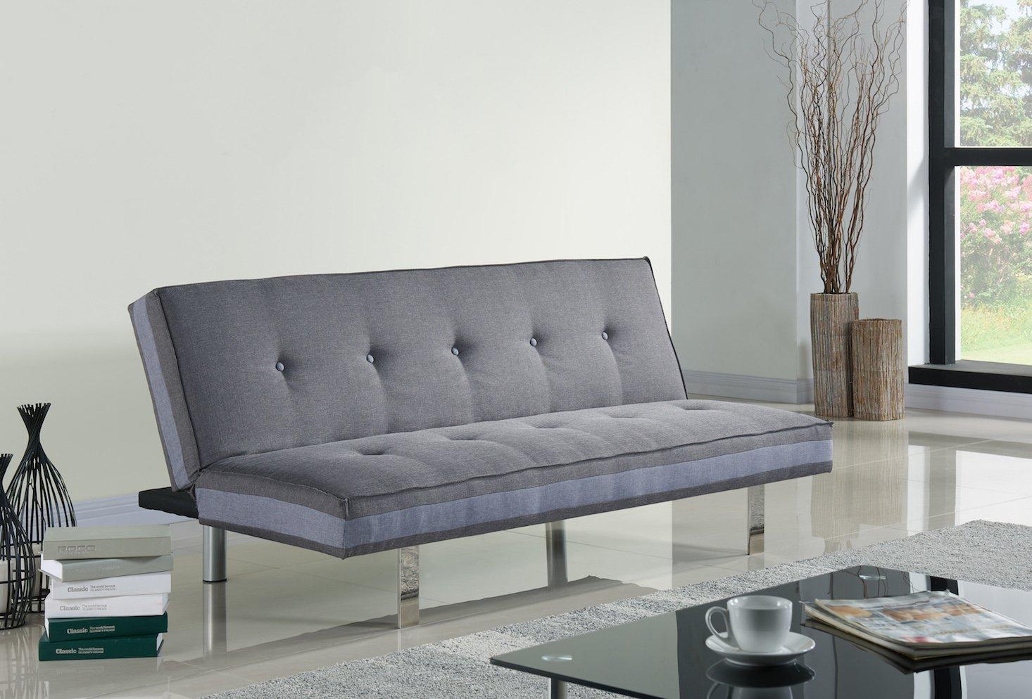 Schlafsofa Sofabett Couch Bild