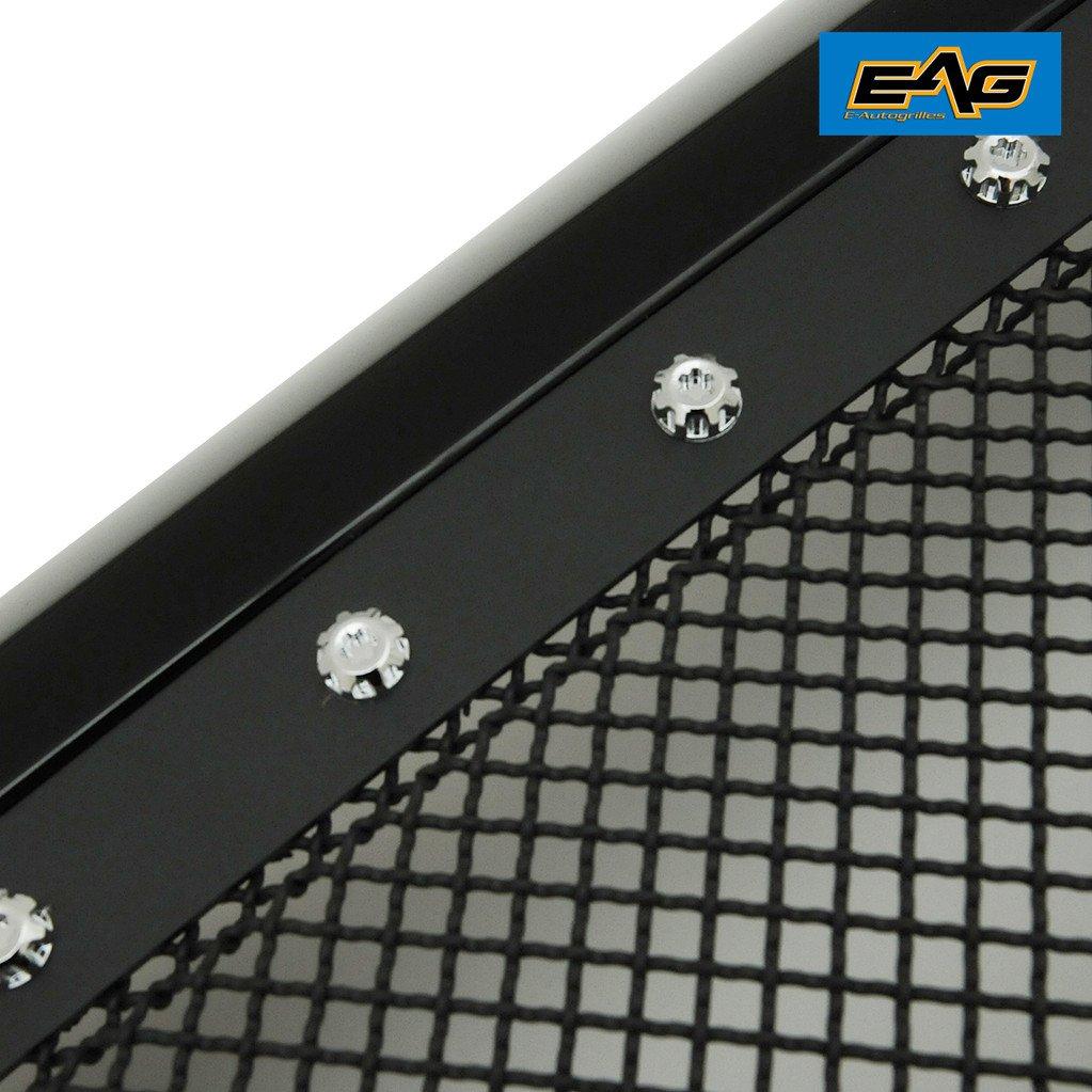 EAG Stift alle schwarz Edelstahl Drahtgitter Gitter für 14–15 GMC ...