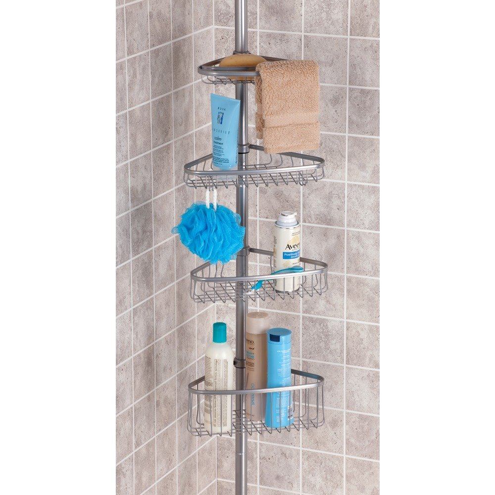 InterDesign Constant Tension Corner Shower Image 2