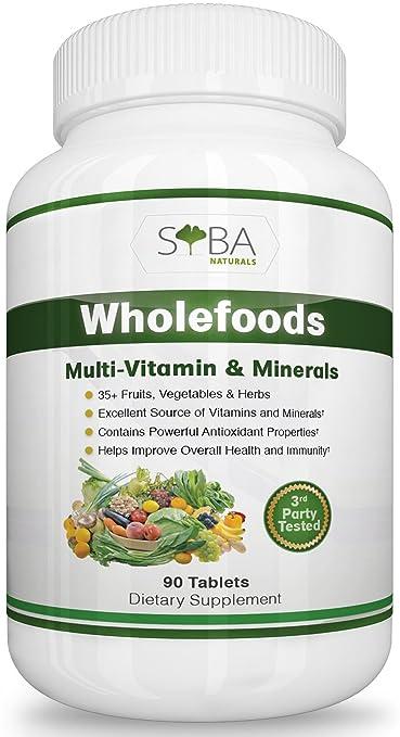 Las mejores 8 vitaminas para los hombres mayores de 40