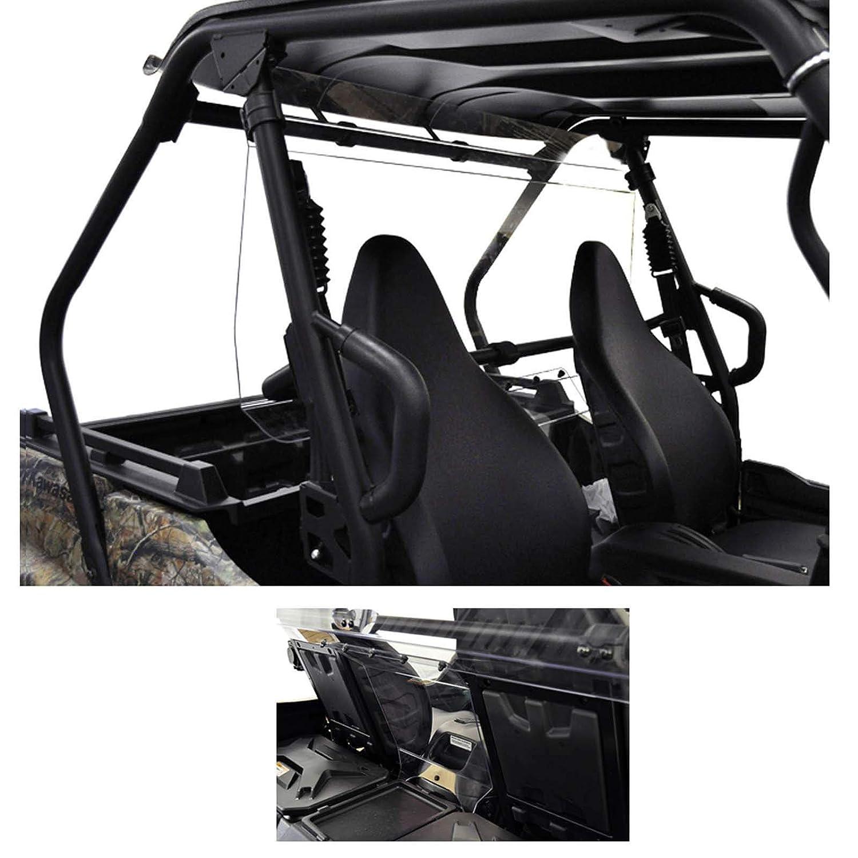 Amazon com: Rear Windshield Hard Window Kawasaki Teryx 800