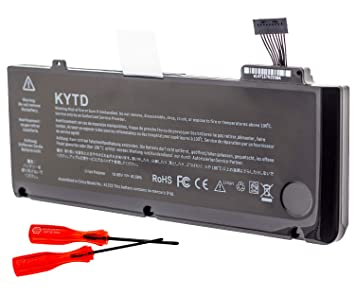 KYTD A1322 Batería de Repuesto de Portátil para Apple Macbook Pro 13 Pulgadas A1322 A1278 Unibody MBP 13