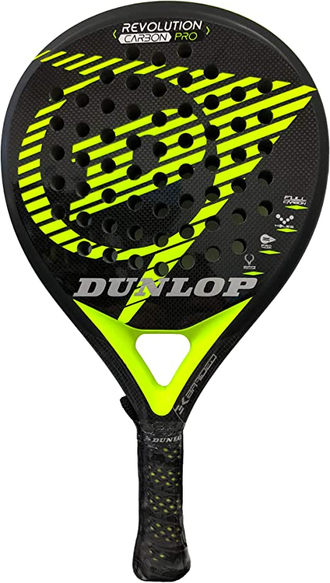 Dunlop Pala de pádel Revolution Carbon Pro 2.0: Amazon.es ...