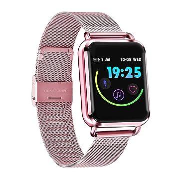 Amazon.com : JDgoods Smart Fitness Watch, Color Screen Sport ...