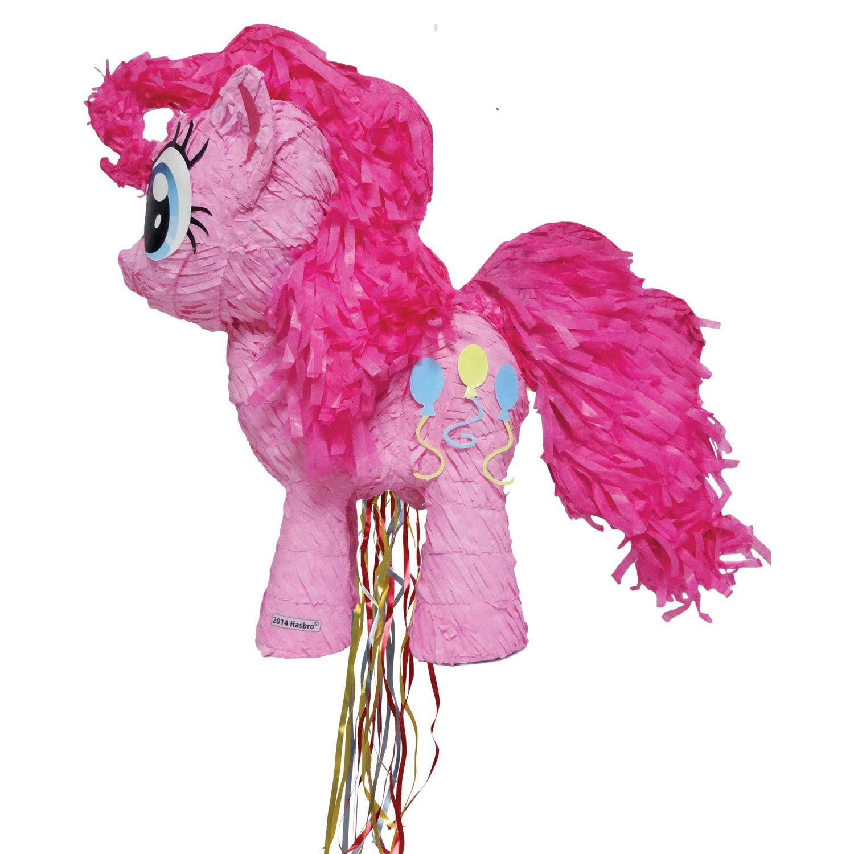 My Little Pony Pinkie Pie 3D Pull Pinata Forum Novelties Inc