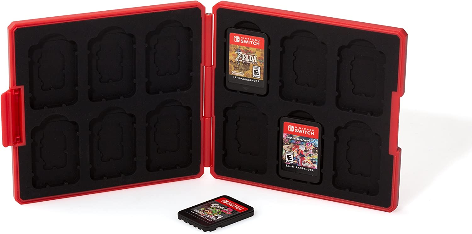 Power A - Game Card Case, M Symbol (Nintendo Switch): Amazon.es: Videojuegos