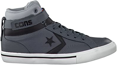 Blaze Junior Converse Leather Strap Pro MidSneakerRagazzo c35AqSR4jL