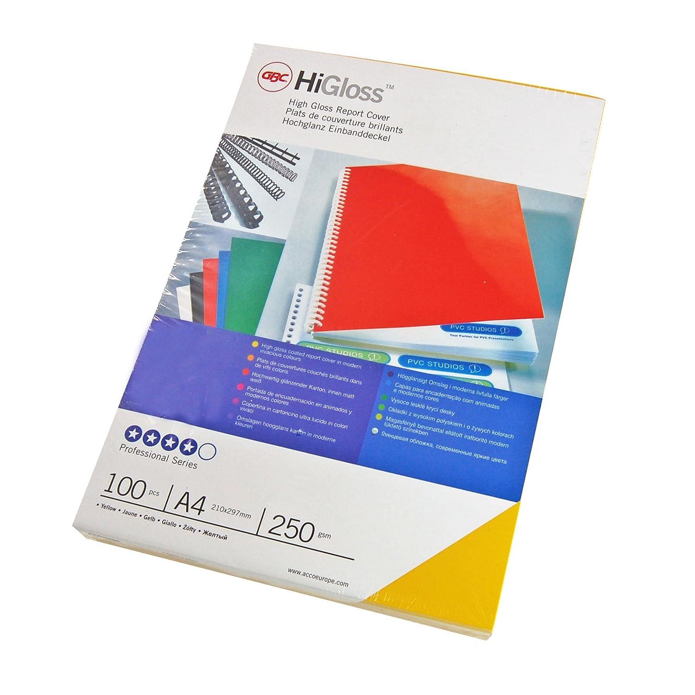 ColorClear Abdeckfolie, 180 Micron, 100 Stück, A4, grün 100 Stück grün GBC CE011840E