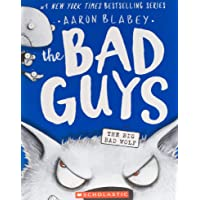 The Bad Guys in The Big Bad Wolf (The Bad Guys #9) (9)