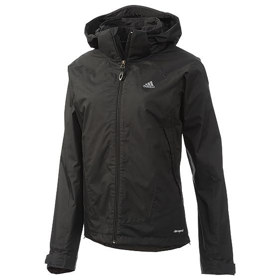 Amazon.com: Adidas HT 3in1 Fleece Lined Jacket - Women's: Sports ...