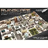 Dropzone Commander Ruinscape Card Scenery Set DZC 99005 by Hawk Wargames