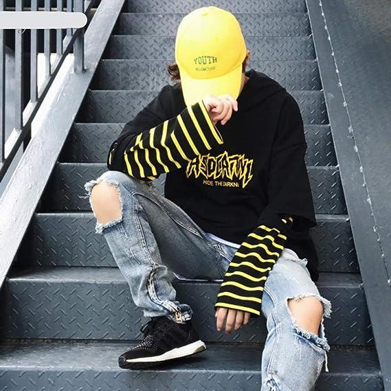 Amazon.com: FLAMINGO_STORE Sweatshirts for Women Hooded Sweatshirt Long Sleeve Hoodies Streetwear Tracksuit Black: Clothing