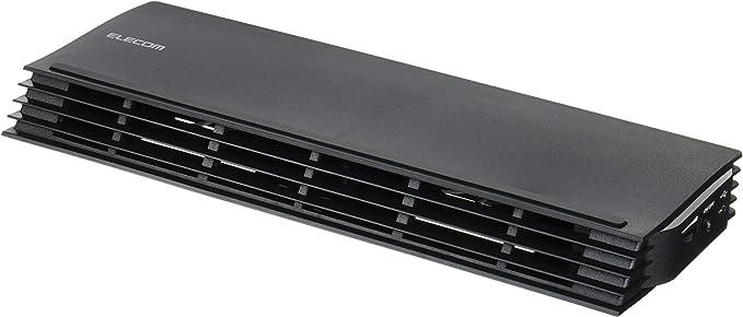 薄型コンパクトPC用クーラー SX-CL20BK