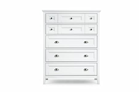 Amazon.com: magnussenb1475 Kentwood pintado de blanco ...