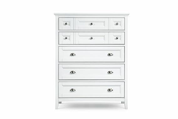 Amazon.com: magnussenb1475 Kentwood pintado de blanco ...