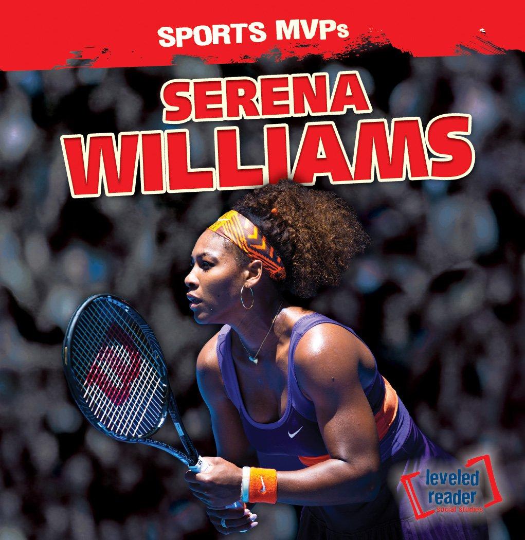 Serena Williams (Sports Mvps)