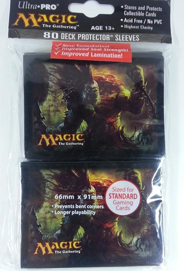 Amazon.com: Cubierta Protectores – MTG – Dragones Maze ...