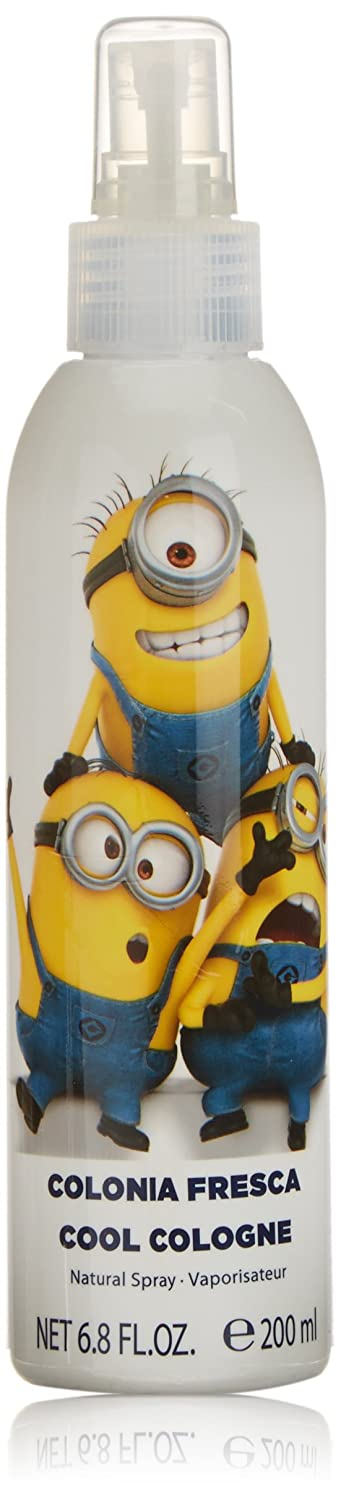 Minions 6240 - Colonia fresca, 200 ml Air-Val