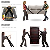 Kingmax Moving Straps, 2-Person Lifting and
