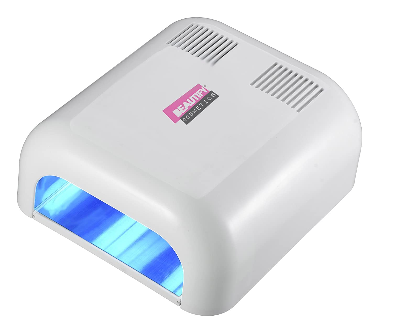 Curing Dryer Beautify Curing4x Uv Nail 9w 36w Light Lamp Bulbs Gel 7gY6vIbfy