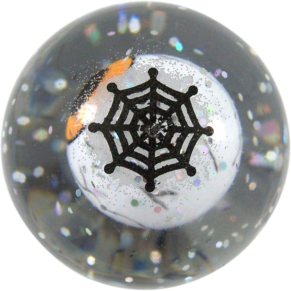 2 5//8 Inch Roman Assorted RGB Color Light Up LED Mini Halloween Water Snow Glitter Globe