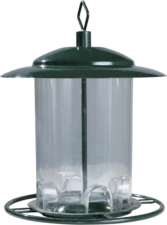 Windhager Comedero para pájaros Compact, Incubadora, Ayuda para el Nido de Aves, 06931, Verde