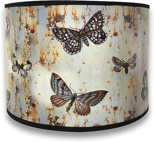 CLAOS Pride Cubed Multi-Colour Designer Drum Lampshade