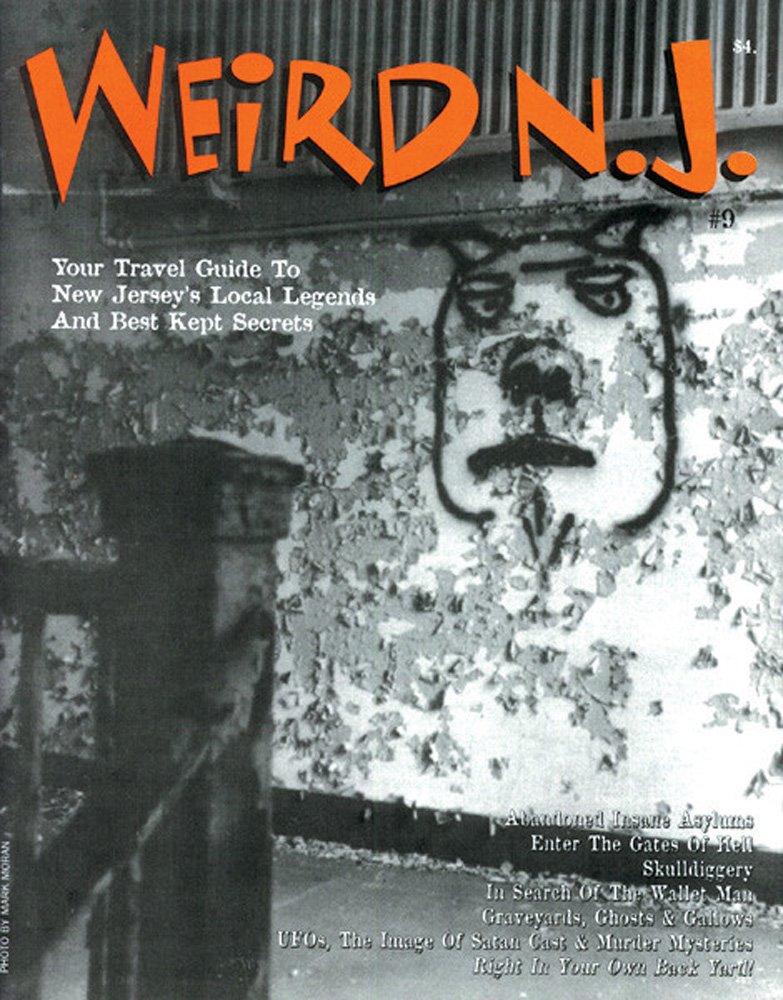 Weird New Jersey Magazine Subscription 6
