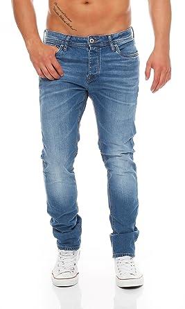 JACK   JONES - TIM ORIGINAL - Blue Denim - Slim Fit - Men   Herren c62e04c81f