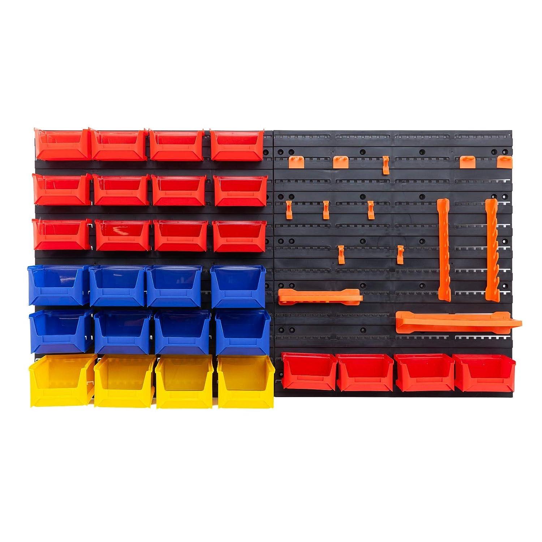 Racking Solutions Porta attrezzi da parete 44 pezzi