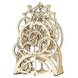ROKR 3D Wooden Mechanical Pendulum Clock
