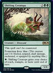 Magic: The Gathering - Shifting Ceratops - Core Set 2020