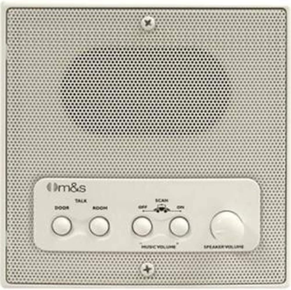 B0006FRB1A M & S Systems DMC3RSA Retrofit 3-WIRE Standard Remote Wall Station for DMC3-4 with Remote Scan (Discontinued by Manufacturer) 71WVHqMpMOL.SL1001_